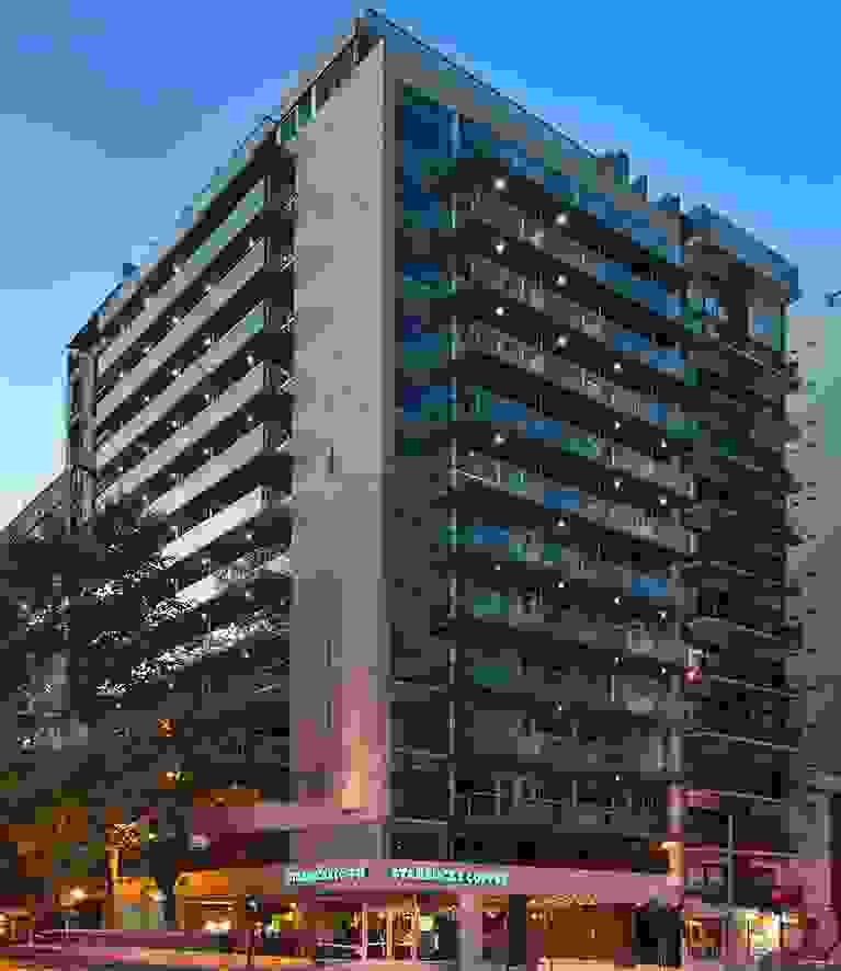 ABV | Proyecto Recoleta Square